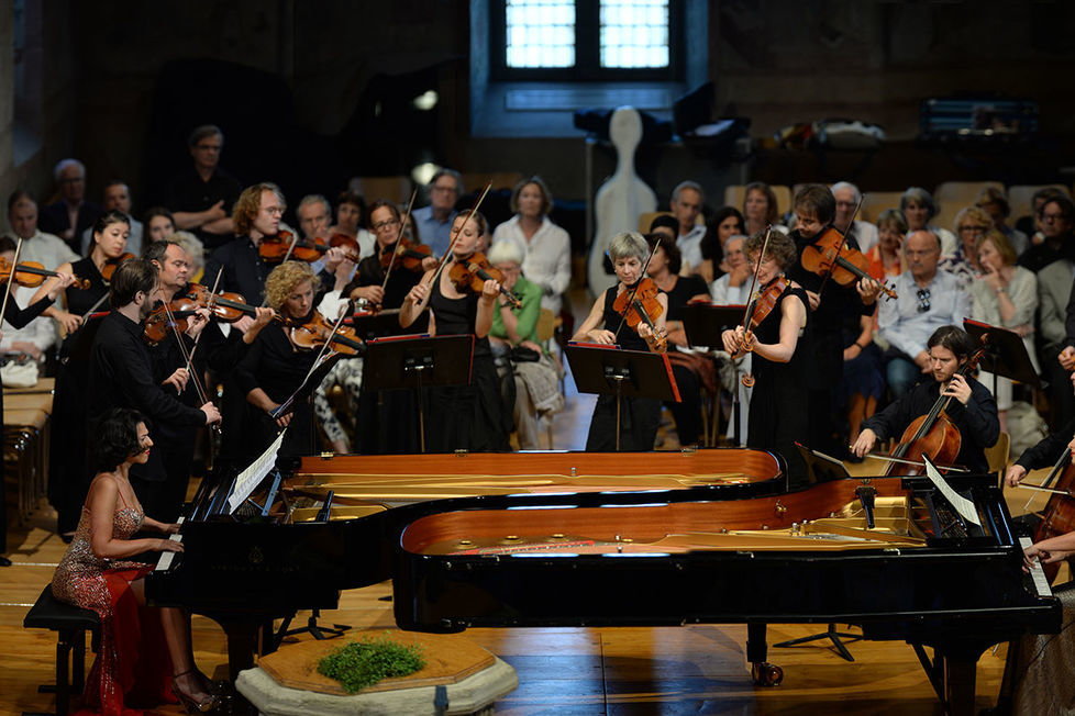 Zoom: Best of Gstaad Menuhin Festival 2015 «Ironie & Musique»