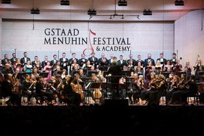 Zoom: Best of Gstaad Menuhin Festival 2016 «Musique & Famille»