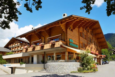 External Page: Hotel Gstaaderhof Gstaad****