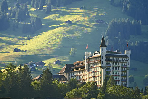 Externe Seite: Gstaad Palace***** Superior